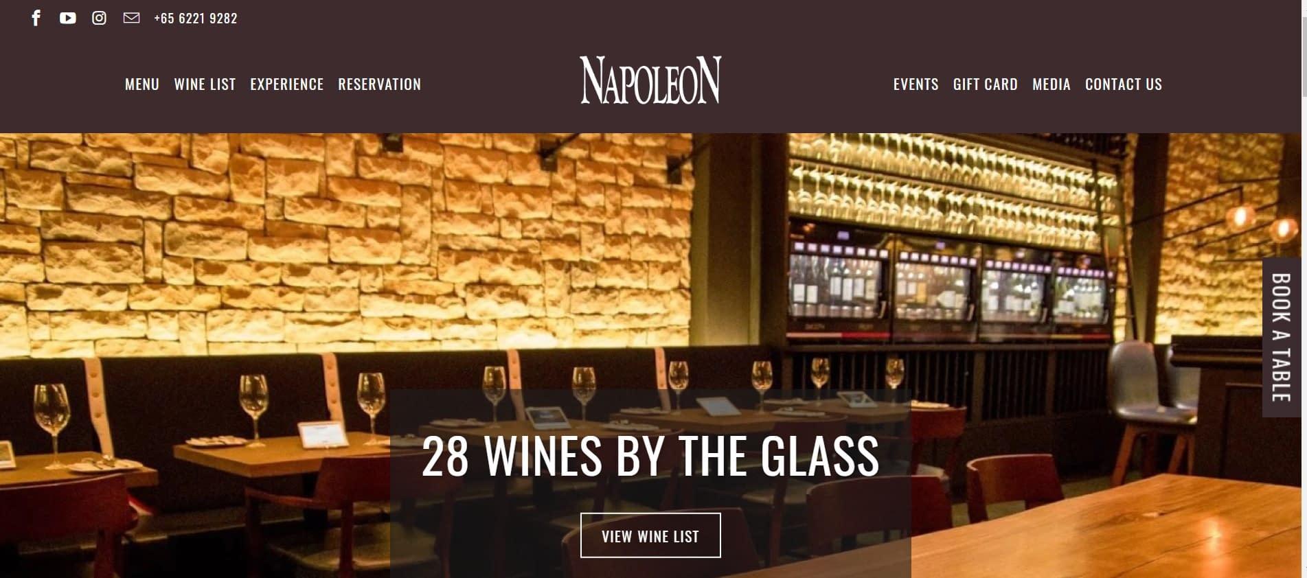 bar websites