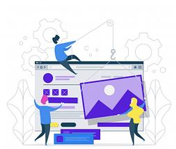 wix-web-design-concept
