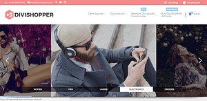 5+ Best Divi eCommerce Child Themes for online store in 2020