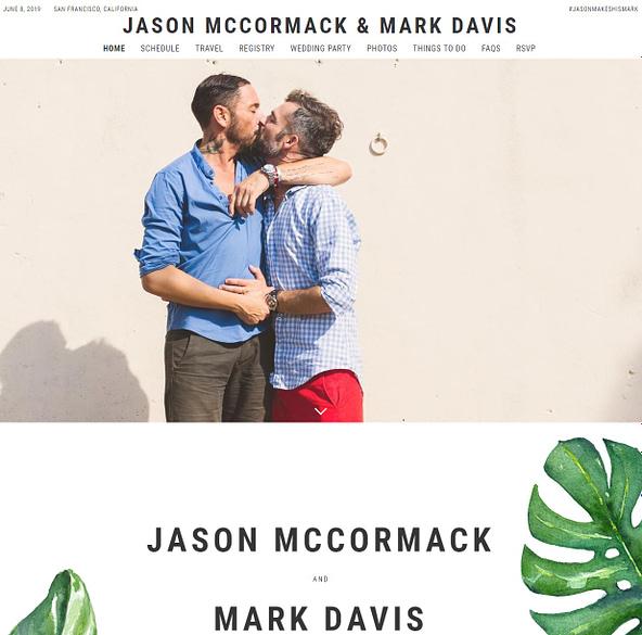 11 Best Wedding Website Examples 2019