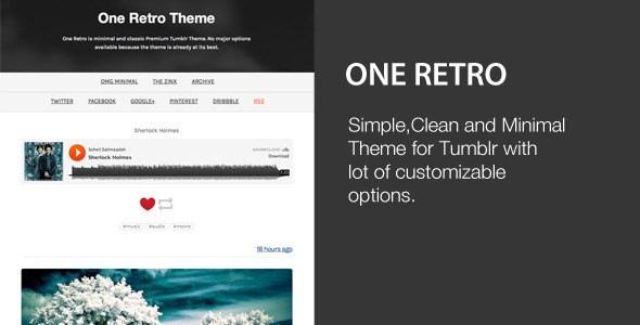 11 Best retro vintage Tumblr themes 2019 - 80s, 90s tumblr