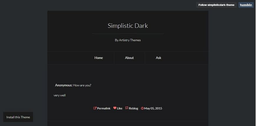 10+ Free galaxy space dark Tumblr themes with goth and
